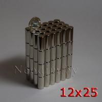 Неодимовый магнит 12х25